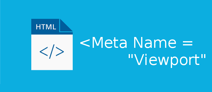 Meta Name Viewport The Responsive Design Tag For Mobile Devices
